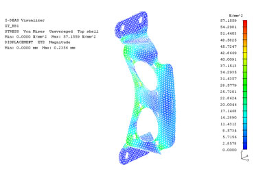 Consulting service provider delivering Finite Element Analysis services to industry;
